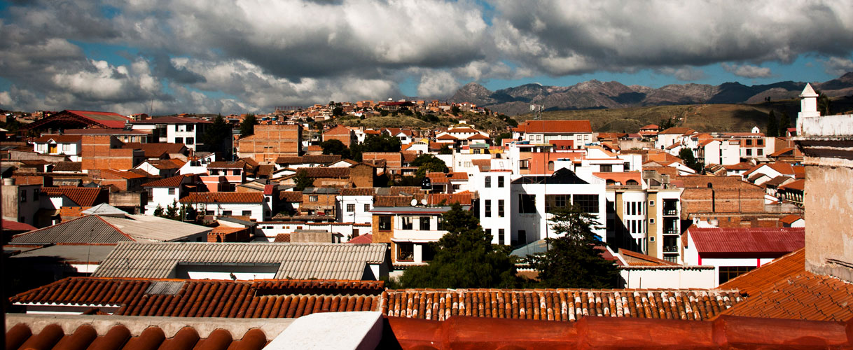 Tours in Sucre and Potosí