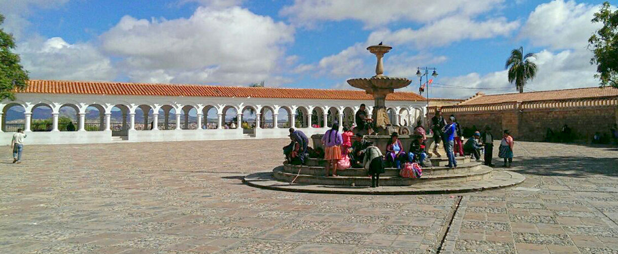 Tourism in Sucre and Potosí