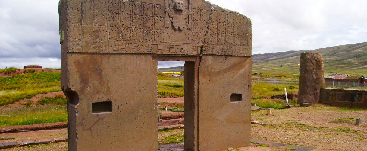 Tiwanaku and La Paz City